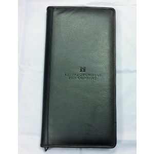 40 PEN LEATHER CASE BLACK