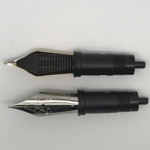 JoWo (#12) M tip, Polished Steel Nib Unit Size 6