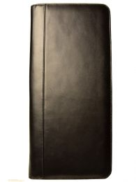 Aston Leather Collector's 40 Pen Case - Black 1